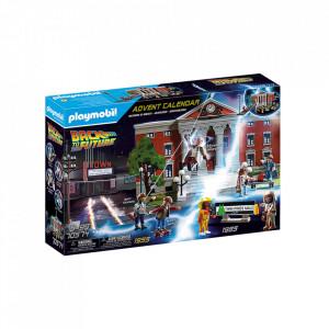 Calendar Craciun Playmobil - Inapoi In Viitor
