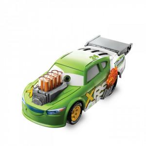 Cars Xrs Masinuta Metalica De Curse Personajul Brick Yardley