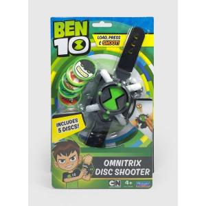 Ceas BEN 10 OMNITRIX cu lansator de discuri