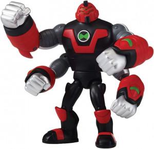 Figurina Ben 10 Omni-Kix Armor Patru Brate, 12 Cm
