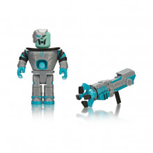 Figurina Roblox 8 cm, model Bionic Bill
