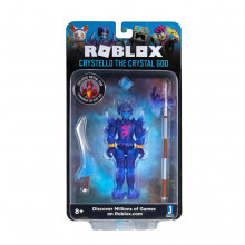 Figurina Roblox 8 cm, model Crystello The Crystal Good
