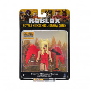 Figurina Roblox Celebrity 8 cm, model Royale Highschool Drama Queen