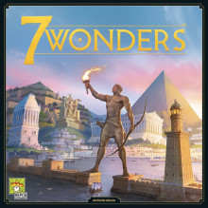 Joc Societate 7 Wonders Ver 2