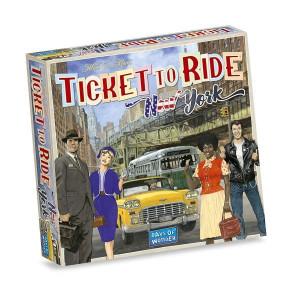 Joc Ticket to Ride New York