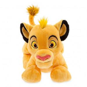 Jucarie plus Simba din Regele Leu 40 cm
