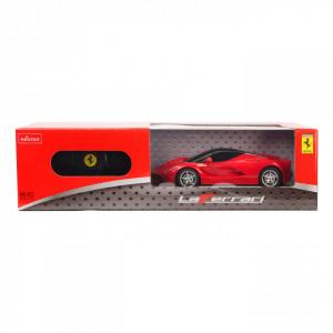 Masina Cu Telecomanda Ferrari Laferrari Rosu Cu Scara 1 La 24