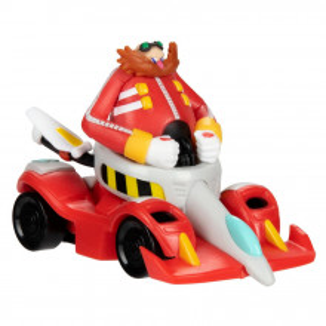 Masina Die-cast Sonic The Hedgehog 1:64, model Dr. Eggman