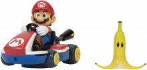 Masinuta Mario Kart Spin Out, model Mario