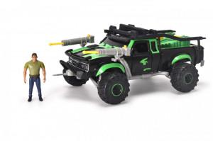 Masinuta Metalica Fast And Furious Spy Racers Cisco'S Rally Baja Crawler Scara 1:16