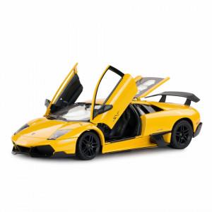 Masinuta Metalica Lamborghini Murcielago Lp670-4 Galben Scara 1 La 24