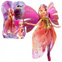 Papusa Winx Sirenix Magic - Stella