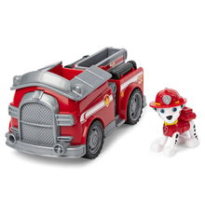 Patrula Catelusilor Vehicule Cu Figurina Marshall