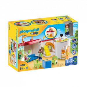 Playmobil 1.2.3 Set Mobil Cresa