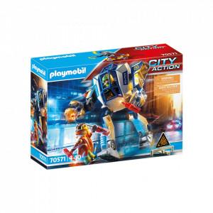 Playmobil Robot De Politie Pentru Operatiuni Speciale