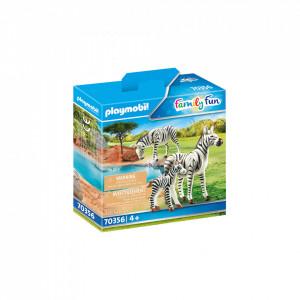 Playmobil Zebre Cu Pui