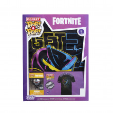 Pocket Pop! Fortnite + Tricou Omega M