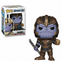 Pop Avengers Endgame Thanos