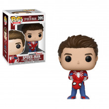 Pop Vinyl: Games: Marvel Spider-Man: Unmasked Spider-Man
