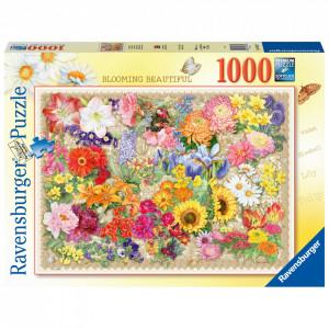 Puzzle Flori, 1000 Piese