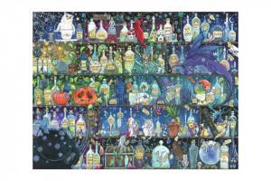 Puzzle Potiuni Magice, 2000 Piese