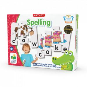 Puzzle Potriveste Literele Si Pronunta Cuvintele - Eng