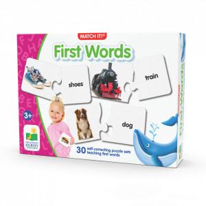 Puzzle Potriveste Primele Cuvinte - Eng
