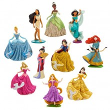 Set 10 Figurine Deluxe Printesele Disney