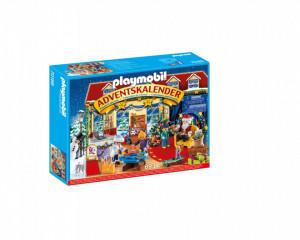 Set de joaca Playmobil Calendar Craciun, Magazin Jucarii