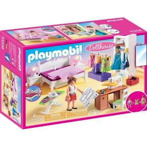 Set de joaca Playmobil, Dormitorul Familiei