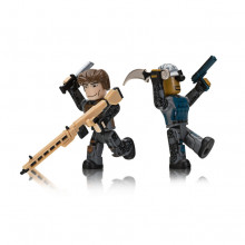 Set de joaca Roblox cu 2 Figurine, model Phantom Forces
