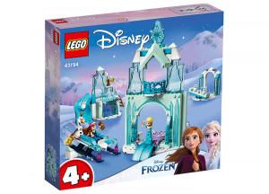 Anna si Elsa in Regatul Inghetat