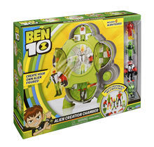 BEN 10 CAMERA CREARE EXTRATERESTRII (4 FIGURINE)