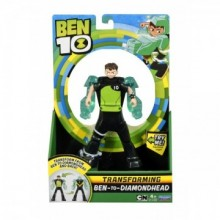 BEN 10 FIGURINE TRANSFORMABILE DELUXE – Cap de Diamant