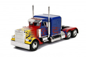 Camion Transformers T1 Optimus Prime Scara 1:24