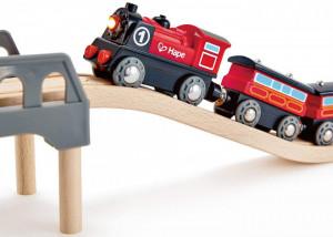 Hape Locomotiva Cu Baterii