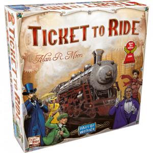 Joc Ticket To Ride