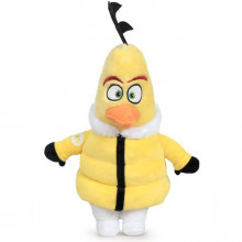 Jucarie din plus Chuck winter outfit, Angry Birds, 30 cm