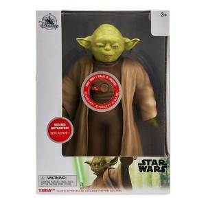Jucarie interactiva Yoda din Star Wars