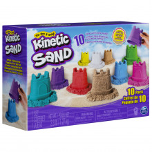 Kinetic Sand Set 10 Culori