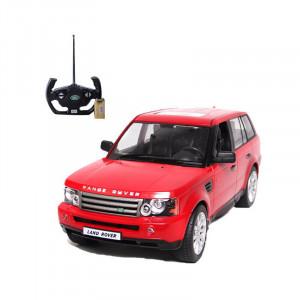 Masina Cu Telecomanda Range Rover Sport Rosu Cu Scara 1 La 14