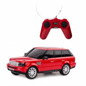 Masina Cu Telecomanda Range Rover Sport Rosu Cu Scara 1 La 24