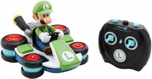 Masinuta Cu Telecomanda Mario Nintendo, model Luigi