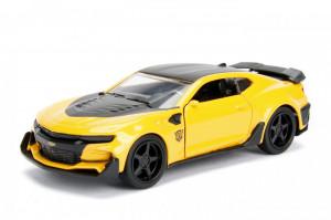 Masinuta Metalica Transformers 2016 Chevy Camaro Scara 1 La 32