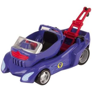 Masinuta transformabila + figurina Pete din Mickey si pilotii de curse