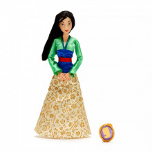 Papusa Disney Printesa Mulan NEW