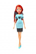 Papusa Zana Bloom - Winx Style Fashion