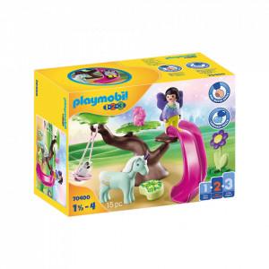 Playmobil 1.2.3 Locul De Joaca Al Zanei