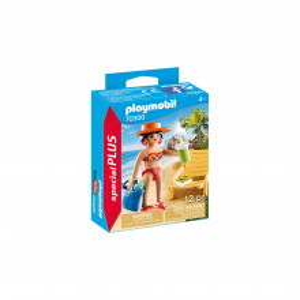 Playmobil Femeie La Plaja