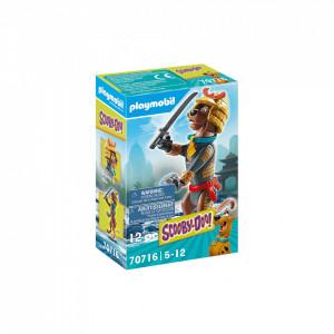 Playmobil Figurina De Colectie - Scooby-Doo! Samurai